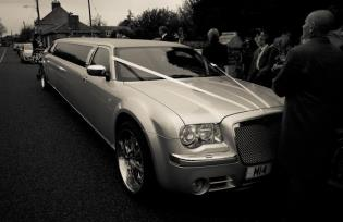 wedding car hire corby and Kettering